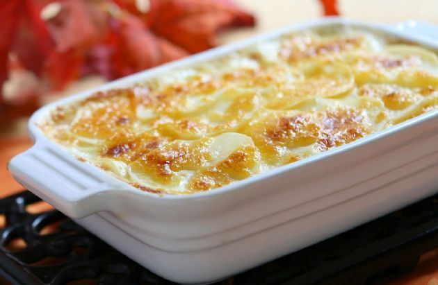 Healthy Low Cholesterol Recipes  Low Cholesterol Scalloped Potatoes Recipe