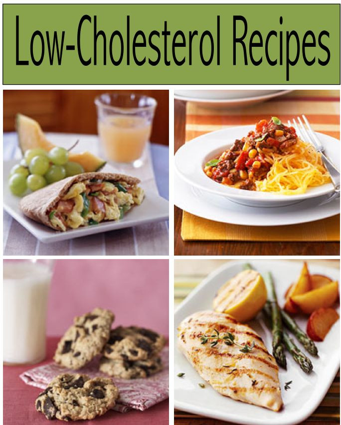 Healthy Low Cholesterol Recipes  108 best images about Healthy meals on Pinterest