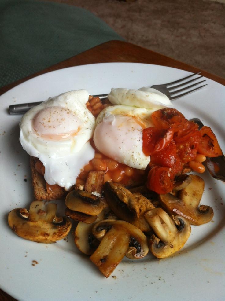 Healthy Low Fat Breakfast  Low fat scrummy breakfast HEALTHY FOOD