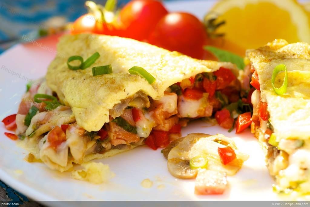 Healthy Low Fat Breakfast  Low Fat Breakfast Omelet Recipe