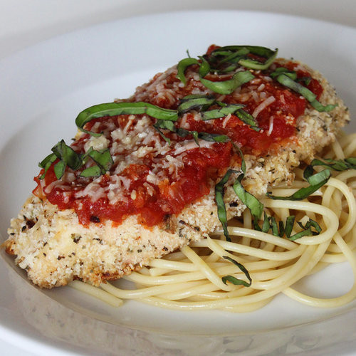 Healthy Low Fat Dinner Recipes  Healthy Low Fat Chicken Parmesan Lunch And Dinner Recipe