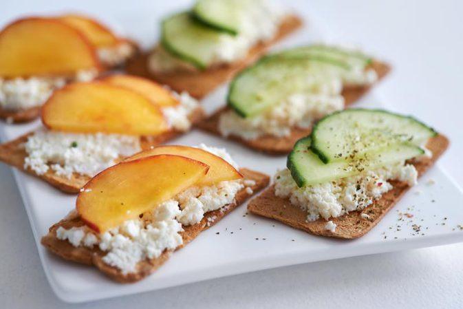 Healthy Low Fat Snacks  Healthy Low Fat Snacks