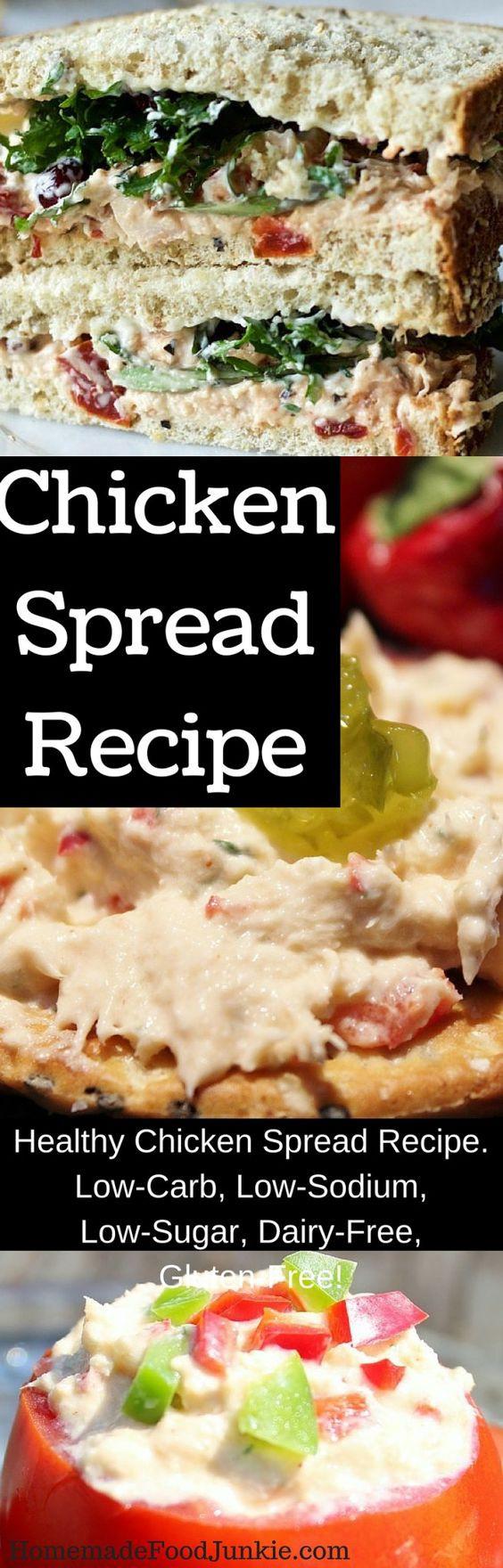 Healthy Low Sodium Recipes  Pinterest • The world's catalog of ideas