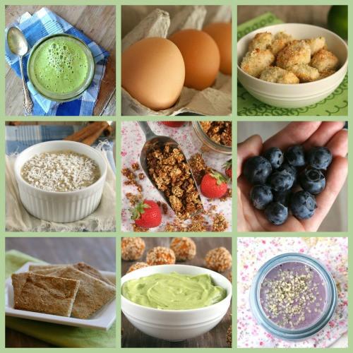 Healthy Low Sugar Breakfast  15 Low Glycemic Breakfast Ideas Daily Bites