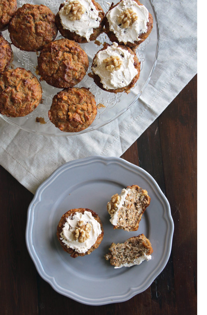 Healthy Low Sugar Breakfast  Low Carb No Sugar Carrot Cake Muffins – Sugar Free Londoner
