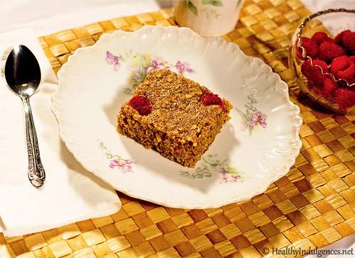 Healthy Low Sugar Breakfast  Indulge in Healthier Baked Oatmeal for breakfast fort