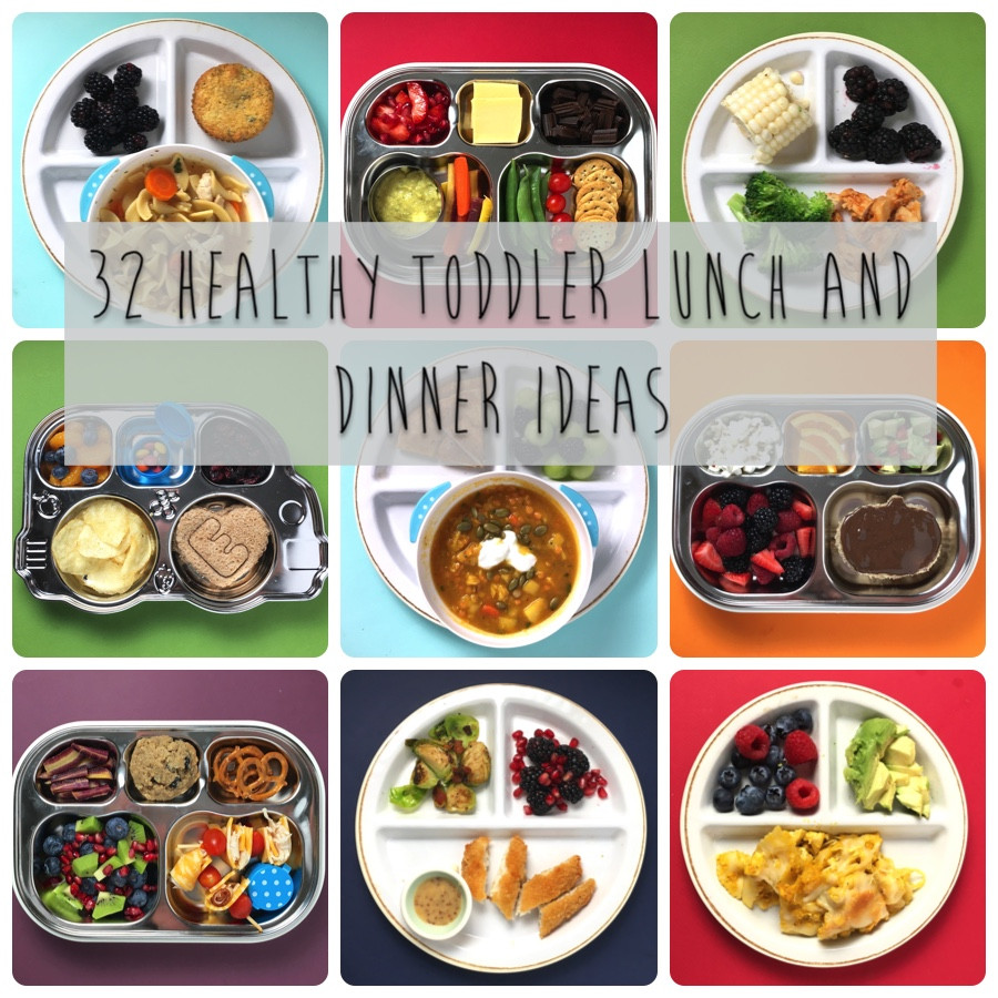 Healthy Lunch And Dinner Ideas  32 Healthy Toddler Lunch and Dinner Ideas — Baby FoodE