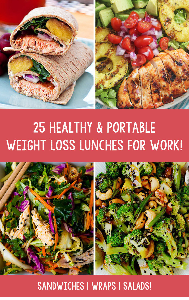 Healthy Lunch Recipes For Weight Loss  Healthy Recipes Low Calorie Food Finds Weight Loss