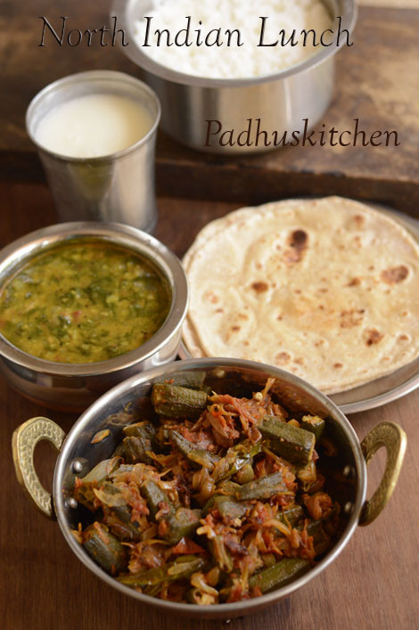 Healthy Lunch Recipes Indian  North Indian Lunch Menu Ideas Simple North Indian Meals