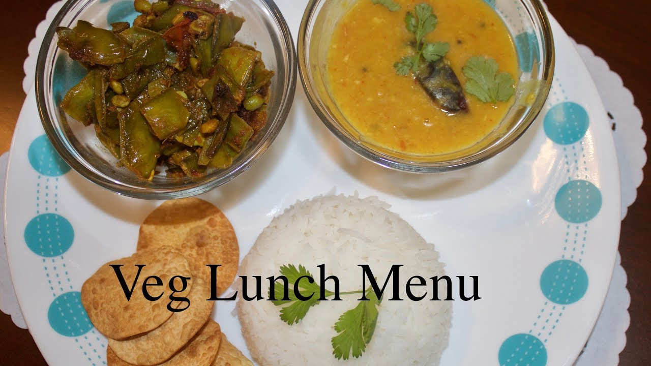 Healthy Lunch Recipes Indian  Veg Meal ideas Simple Indian Lunch recipes Summer