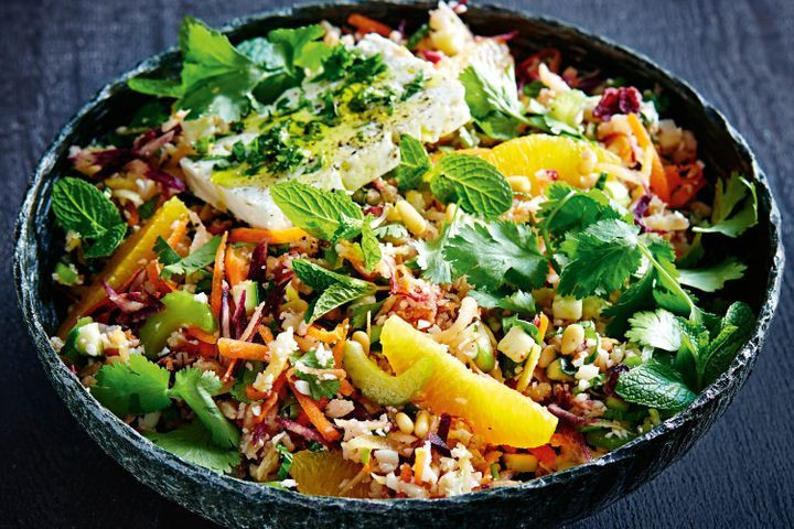 Healthy Lunch Salads  Healthy lunch recipes