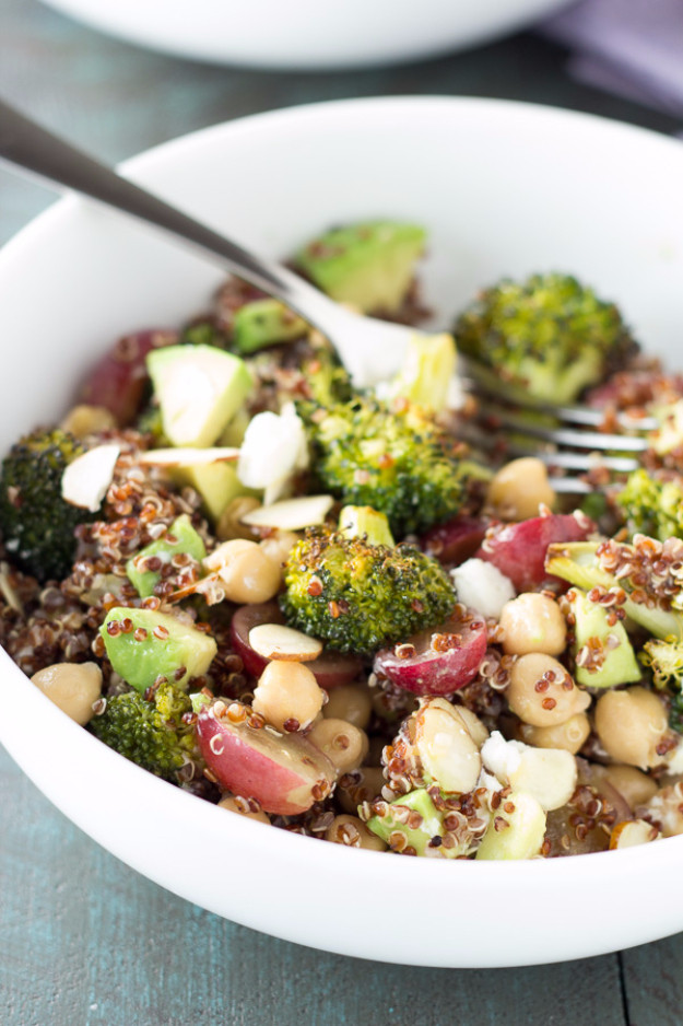 Healthy Lunch Salads  50 Healthy but Awesome Lunch Ideas for Work