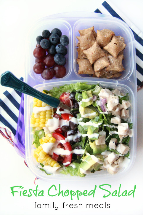 Healthy Lunch Salads  Over 50 Healthy Work Lunchbox Ideas Family Fresh Meals