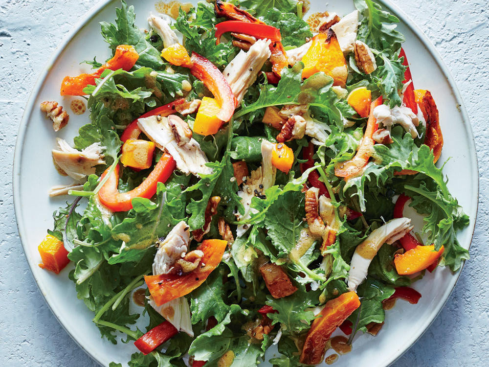 Healthy Lunch Salads  21 Lunch and Dinner Salads That Are Seriously Filling