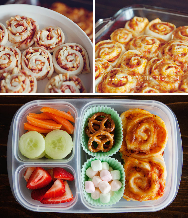 Healthy Lunch Snacks  Simple and Healthy School Lunch Ideas