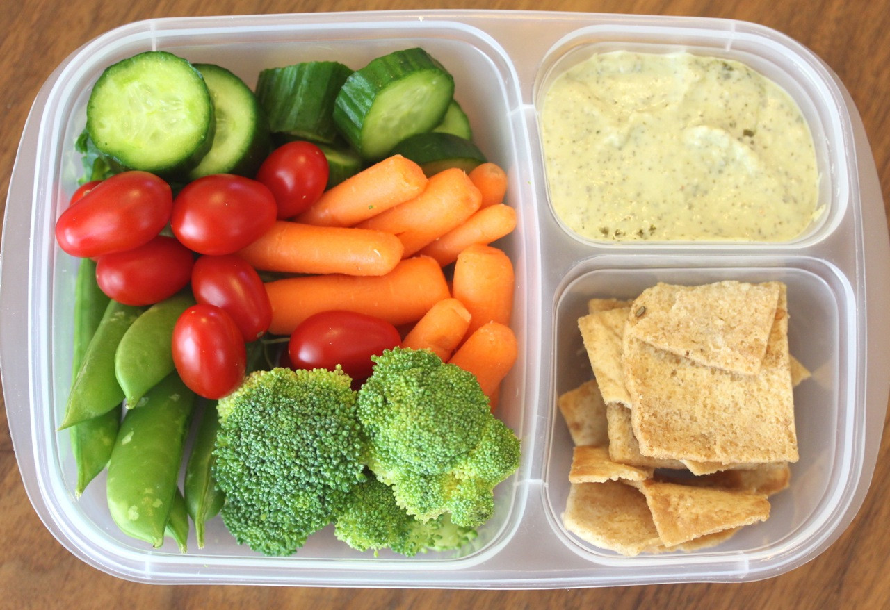 Healthy Lunch Snacks  Healthy School Lunches Dig This Design