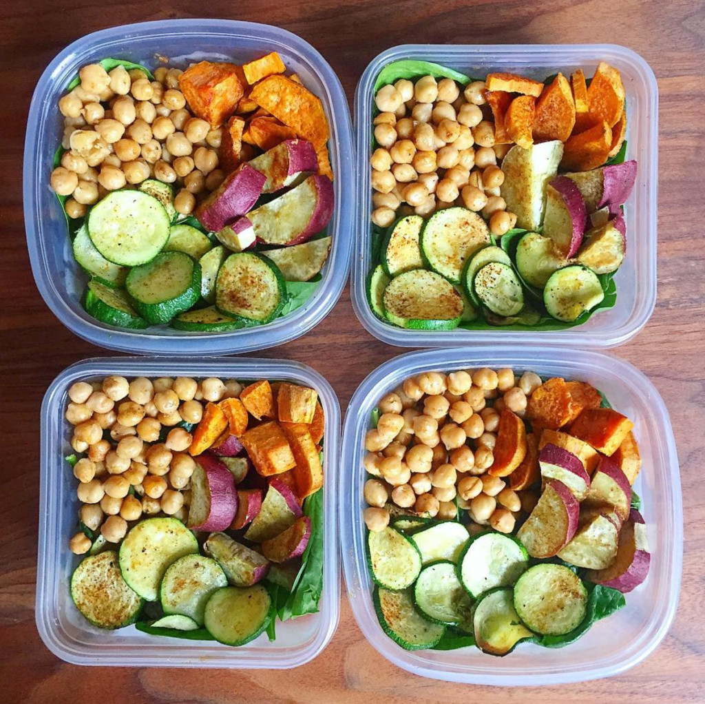 Healthy Lunches And Dinners  Cooking cheap healthy food for the workweek is easy