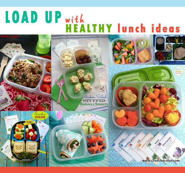 Healthy Lunches For College Students  Healthy Lunch Ideas Load Up With Healthy Lunches From The