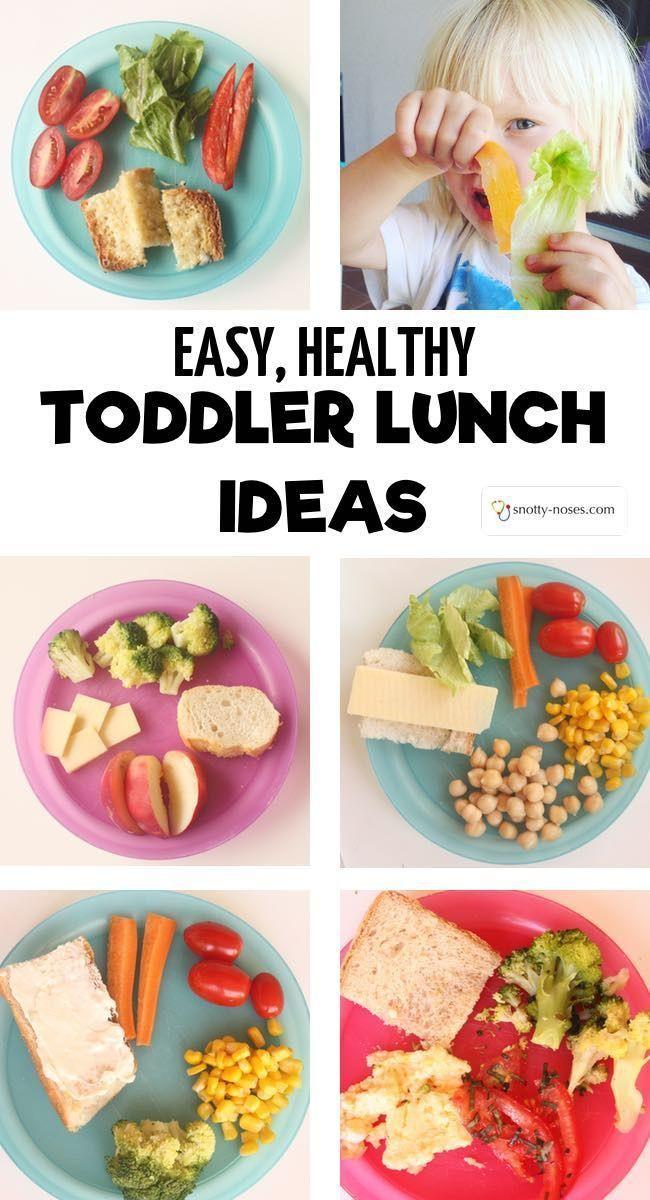 Healthy Lunches For Men  Más de 25 ideas increbles sobre Healthy toddler lunches