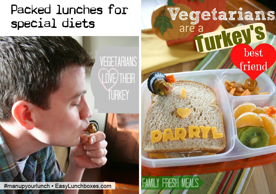 Healthy Lunches For Men  Man Up Your Lunch Packed Lunch Box Ideas for