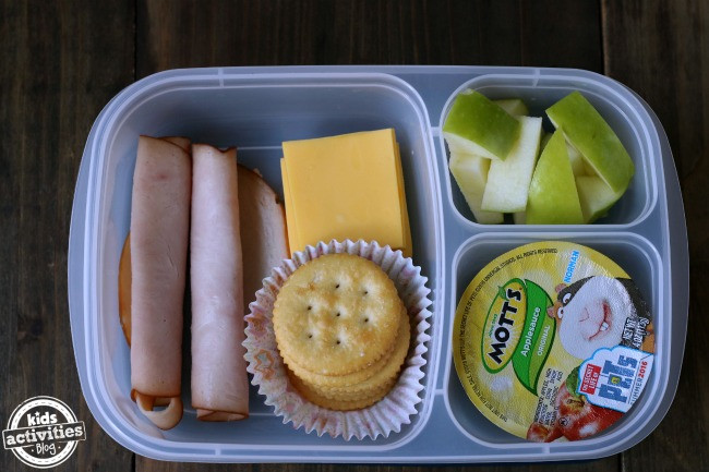 Healthy Lunches For Picky Eaters  15 BACK TO SCHOOL LUNCH IDEAS Kids Activities