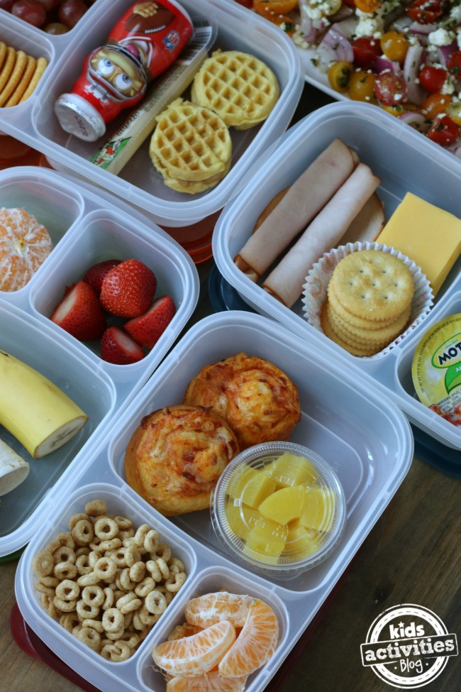 Healthy Lunches For Picky Eaters  5 Back to School Lunch Ideas for Picky Eaters