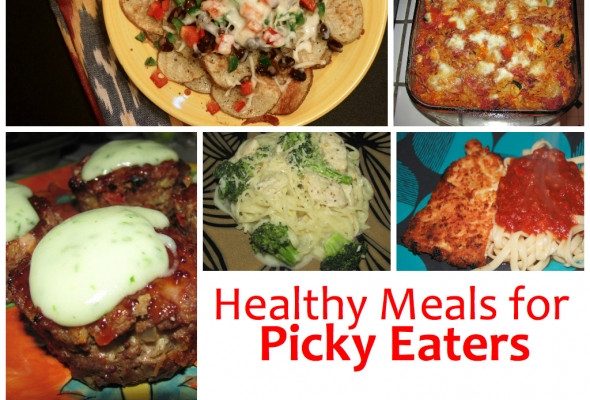 Healthy Lunches For Picky Eaters  Friday Five Healthy Meals for Picky Eaters