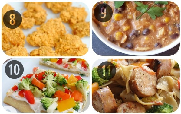 Healthy Lunches For Picky Eaters  34 Healthy Recipes for Picky Eaters
