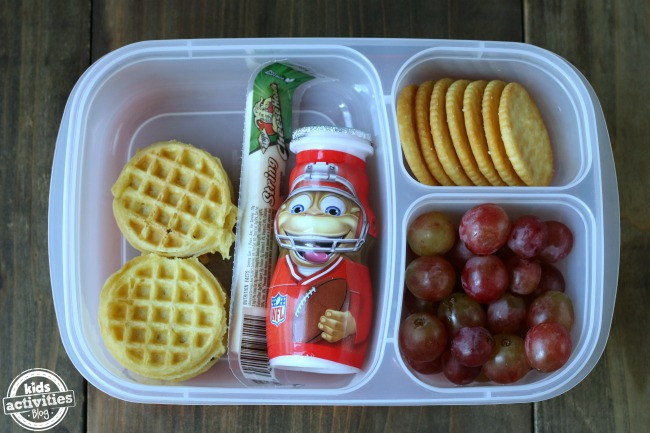 Healthy Lunches For Picky Eaters  5 BACK TO SCHOOL LUNCH IDEAS FOR PICKY EATERS Kids