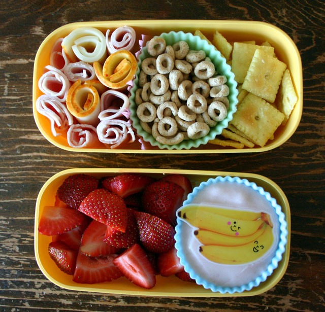 Healthy Lunches For Preschoolers  Lunch Box Idea List
