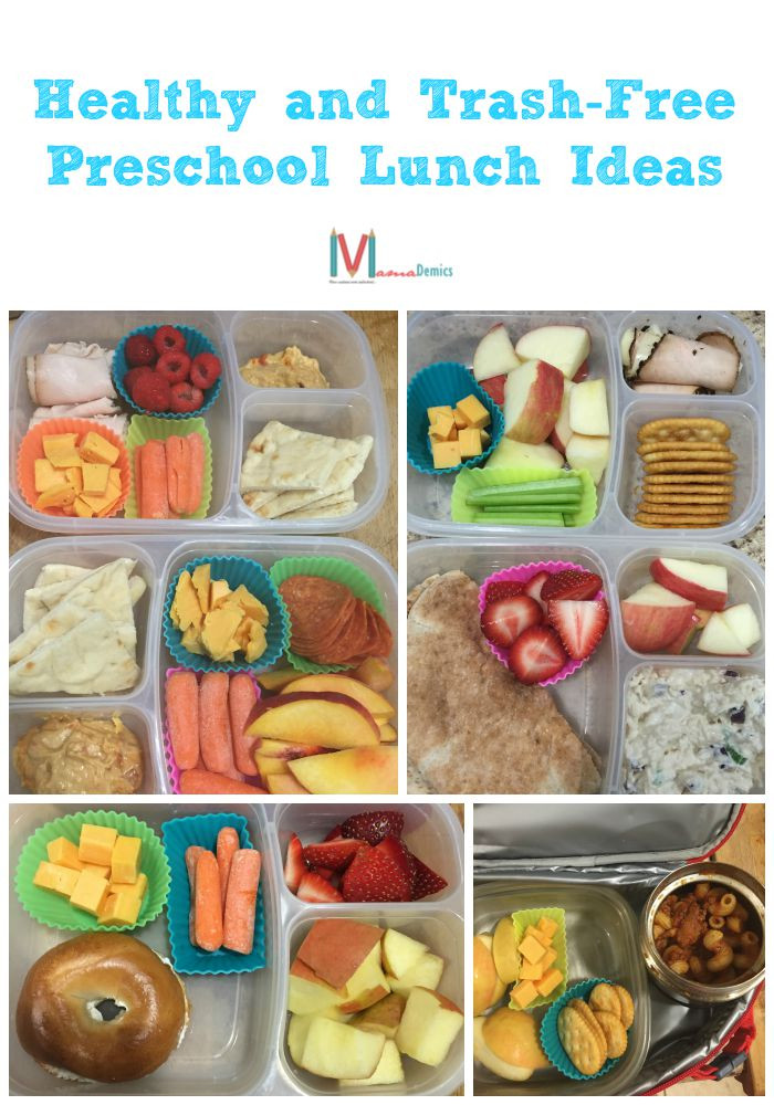 Healthy Lunches For Preschoolers  Healthy Lunches Your Preschooler Will Actually Eat
