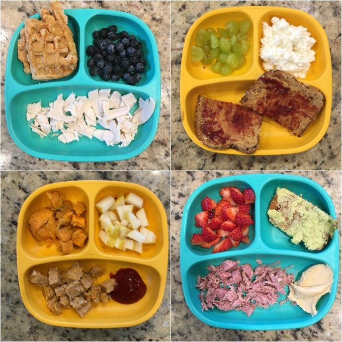 Healthy Lunches For Preschoolers  40 Healthy Toddler Meals
