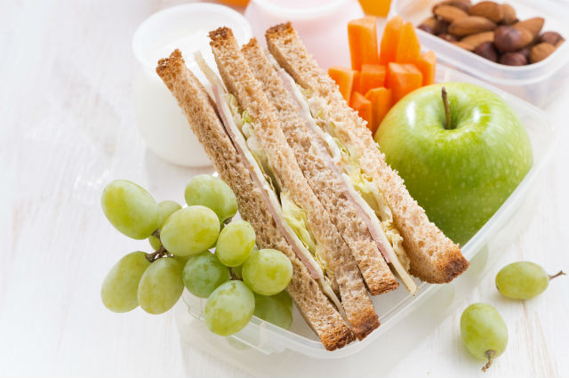 Healthy Lunches For Teenage Athletes  Athlete s Lunch The Active Times