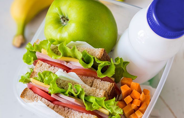 Healthy Lunches For Teenage Athletes  Healthy Packed School Lunches Your Kids Won t plain