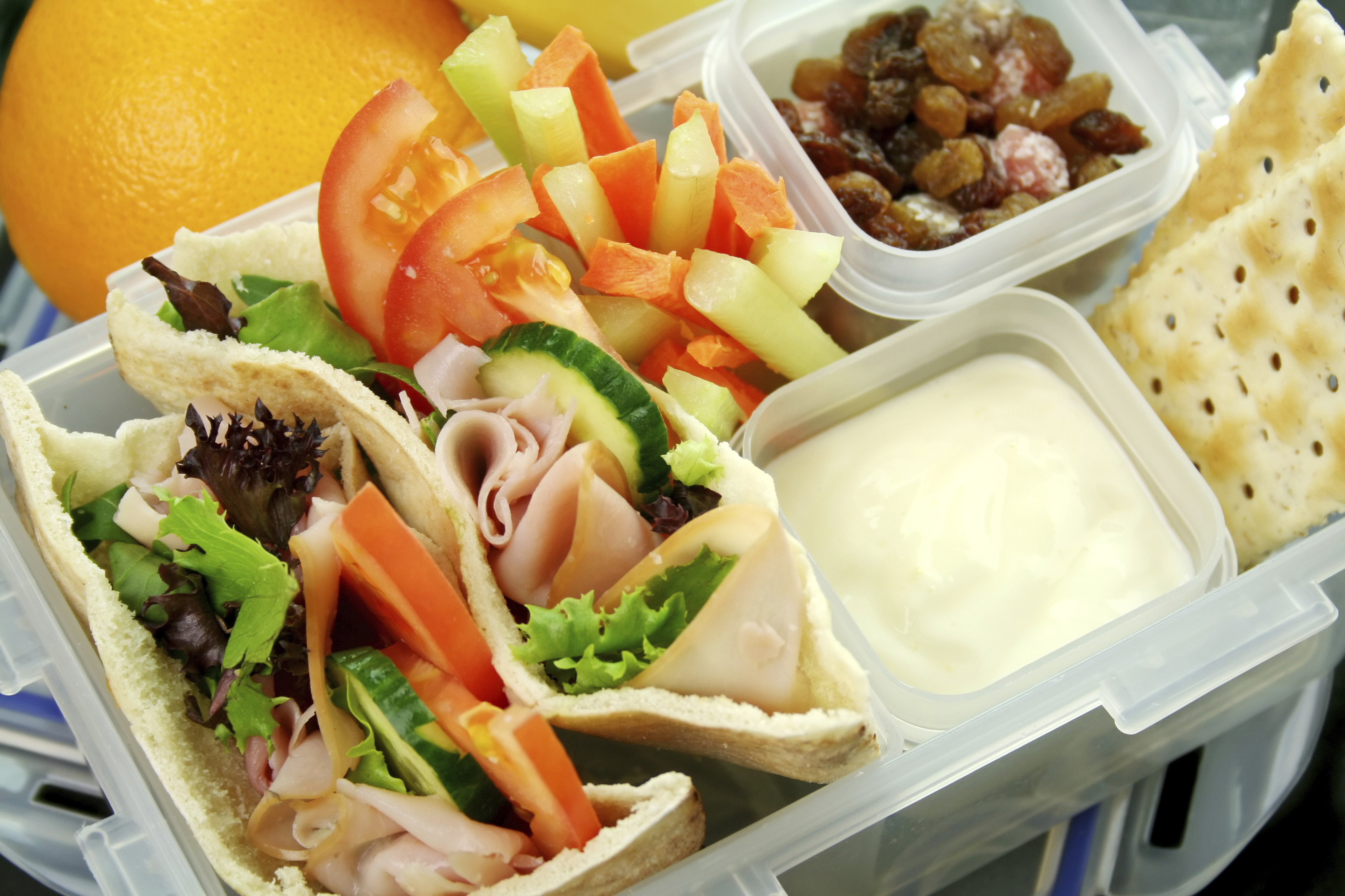 Healthy Lunches For Teenage Athletes  How to Make Healthier Lunches for Your Young Athlete