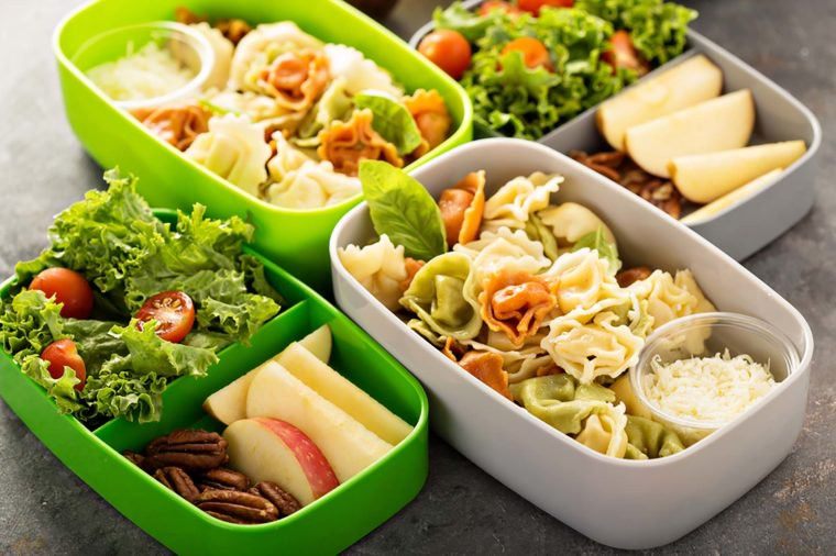 Healthy Lunches For Teenage Athletes  Easy Lunch Ideas Nutritionists Pack for Their Own Kids