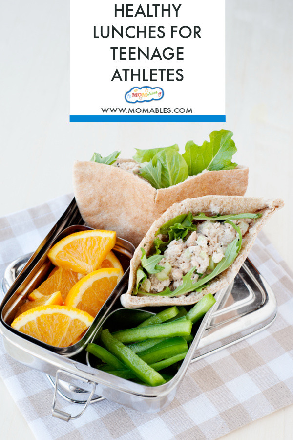 Healthy Lunches For Teenage Athletes  Healthy School Lunches for Teenage Athletes and Active