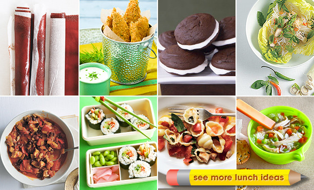 Healthy Lunches For Teenage Athletes  Kids Lunch Ideas Epicurious