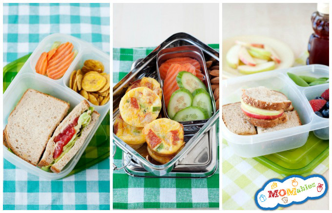 Healthy Lunches For Teenage Athletes  MOMables Archives MOMables Good Food Plan on it
