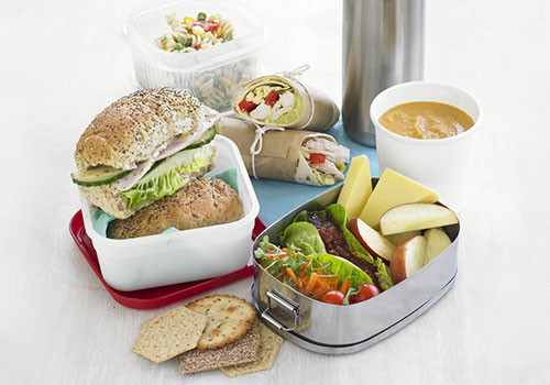 Healthy Lunches For Teenagers To Take To School  Healthy lunches for teenagers