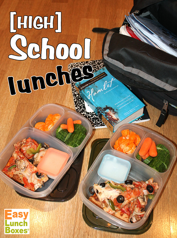 Healthy Lunches For Teenagers To Take To School  All about packing lunch boxes for teen boys and