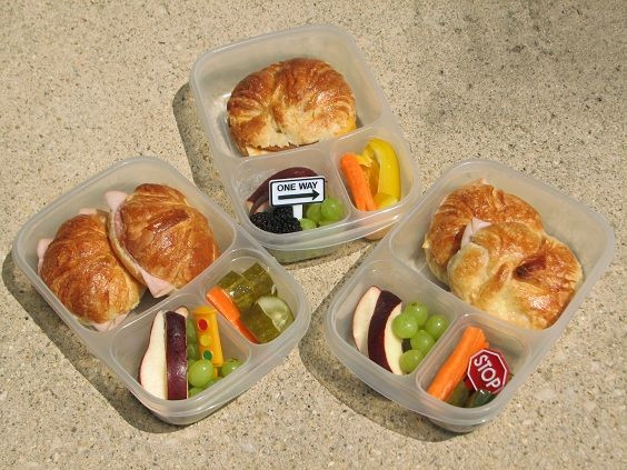 Healthy Lunches For Teenagers To Take To School  School Lunch Ideas for Teens School Pinterest