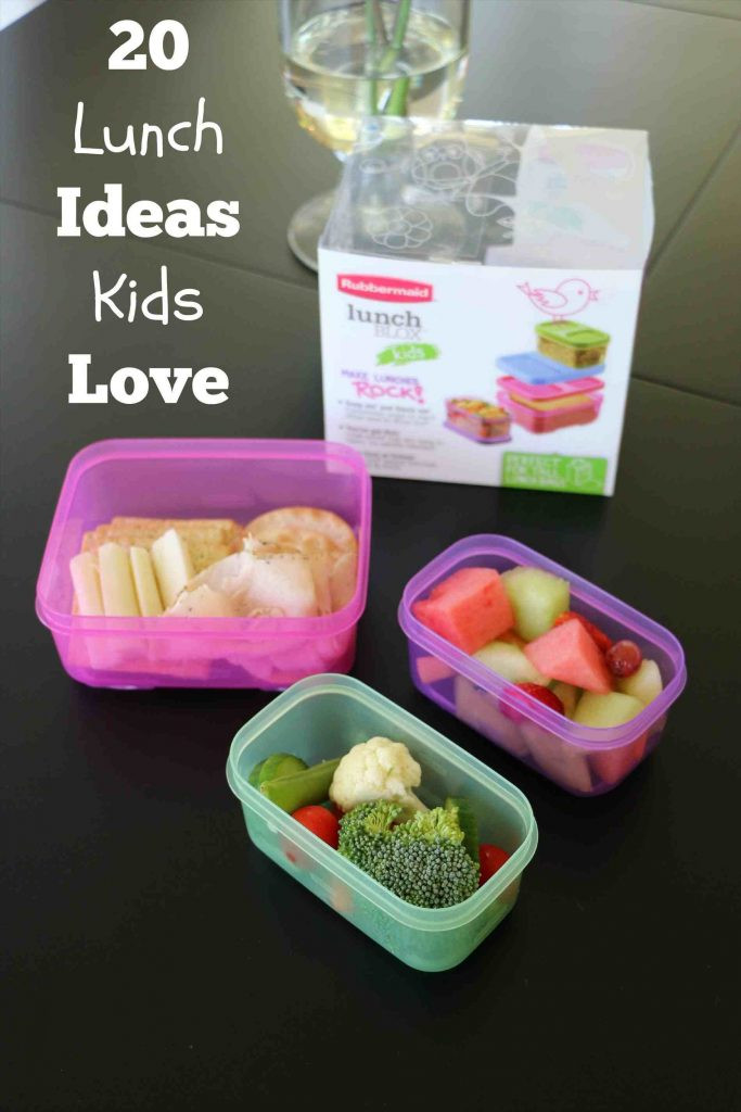 Healthy Lunches For Teenagers To Take To School  Rhpinterest Best Lunch Ideas For Kids To Take To School