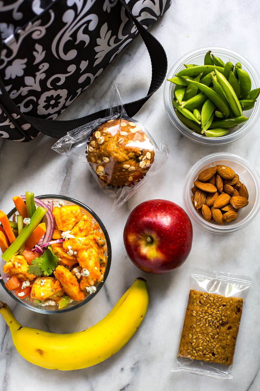 Healthy Lunches For The Week  Healthy Packed Snack & Lunch Ideas for the Week The
