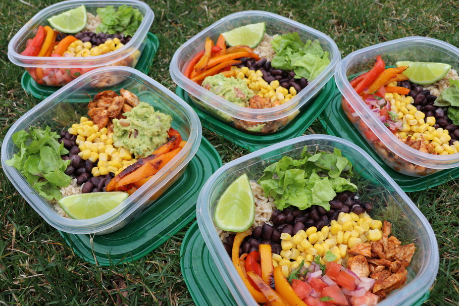 Healthy Lunches For The Week  A Week s Worth of Healthy & Tasty Packed Lunches for Under