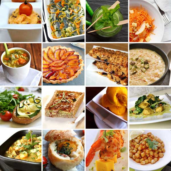 Healthy Lunches For The Week  14 Days Healthy Food Recipes Included