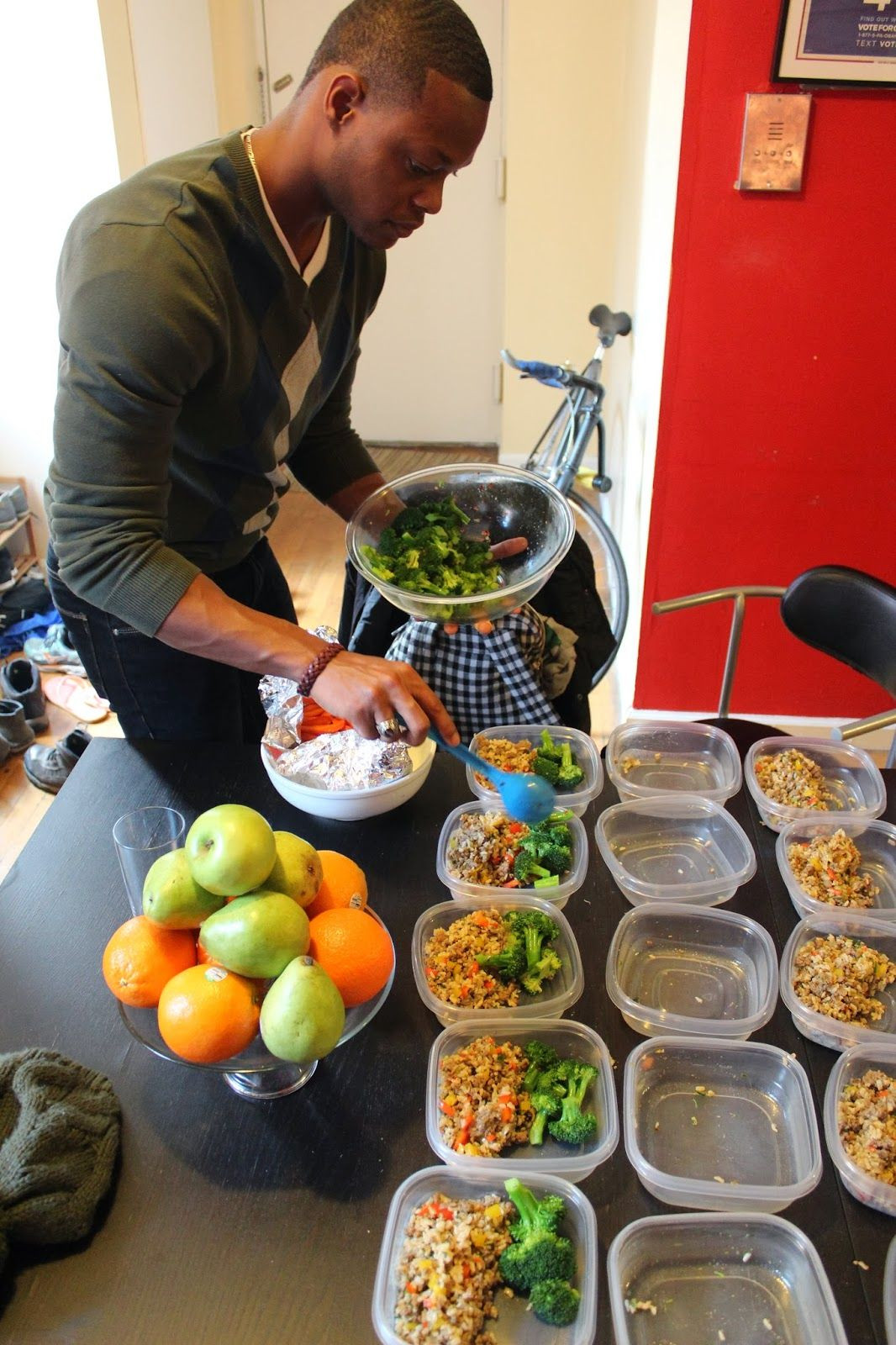Healthy Lunches For The Week  Weekly Meal Prep on Pinterest