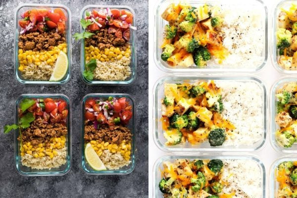 Healthy Lunches For The Week  38 Easy Lunch Meal Prep Ideas Updated