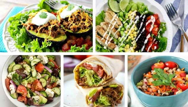 Healthy Lunches For Weight Loss  31 Healthy Lunch Ideas For Weight Loss Easy Meals for