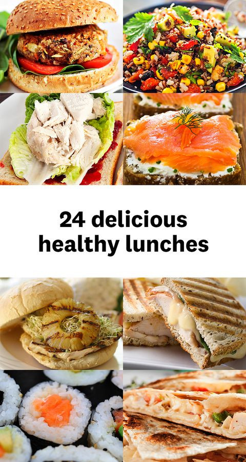 Healthy Lunches For Weight Loss  24 Healthy Lunch Ideas Satisfying Lunches for Weight Loss